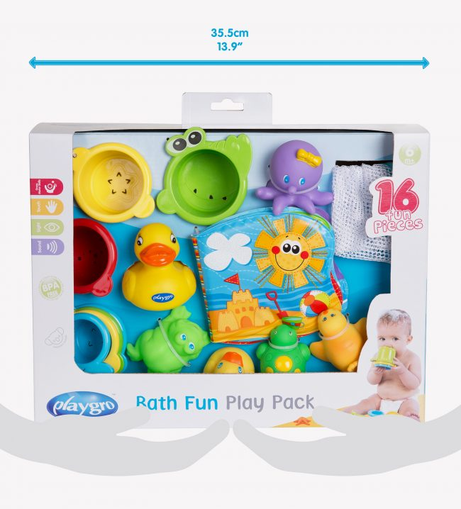 Bath Fun Play Pack