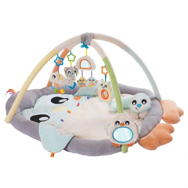 018768178 Snuggle Me Penguin Tummy Time Gym PVC 1 (RGB)